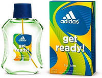 Туалетная вода для мужчин Adidas Get Ready 100мл