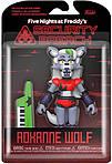 Фигурки 5 ночей с Фредди Роксана Волк Нарушение Безопасности Five Nights at Freddy's Security Breach