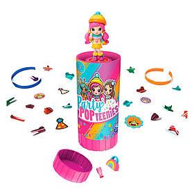 Лялька-сюрприз Pop Party з аксесуарами   Хлопавка-сюрприз