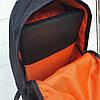Рюкзак мужской городской спортивный черный, мужской рюкзак городской для ноутбука, рюкзак роллтоп StuffBox, фото 5