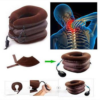 Воротник лечебный Tractors for cervical spine массаж шеи нормализация мозгового кровообращения