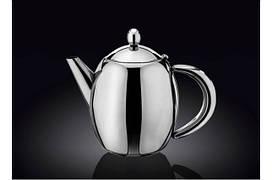 Чайник заварочный Wilmax St.Steel 1000 мл Color WL-551103/1C