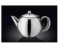 Заварочный чайник Wilmax 1500 мл St.Steel Color WL-551110/1C