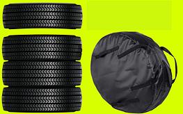 Чехол для хранения и транспортировки колес и шин закрытого типа M -R 14-16