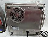Інфрачервона плита Crownberg (одна конфорка 2000 Вт), фото 3