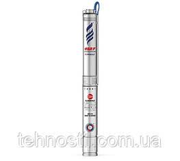 Насос свердловинний Pedrollo 4SR 2/17 - F (3.9 м³, 133 м, 1.1 кВт)