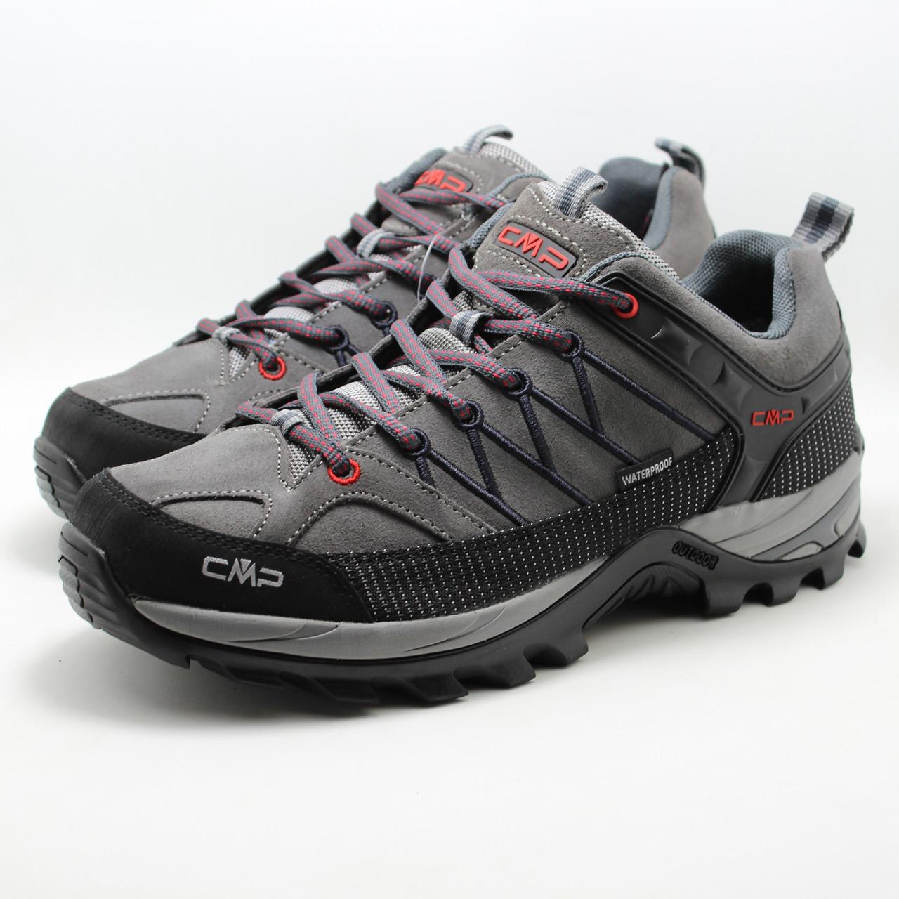 Демисезонные мужские термо-кроссовки Cmp Campagnolo 3Q13247-44UF