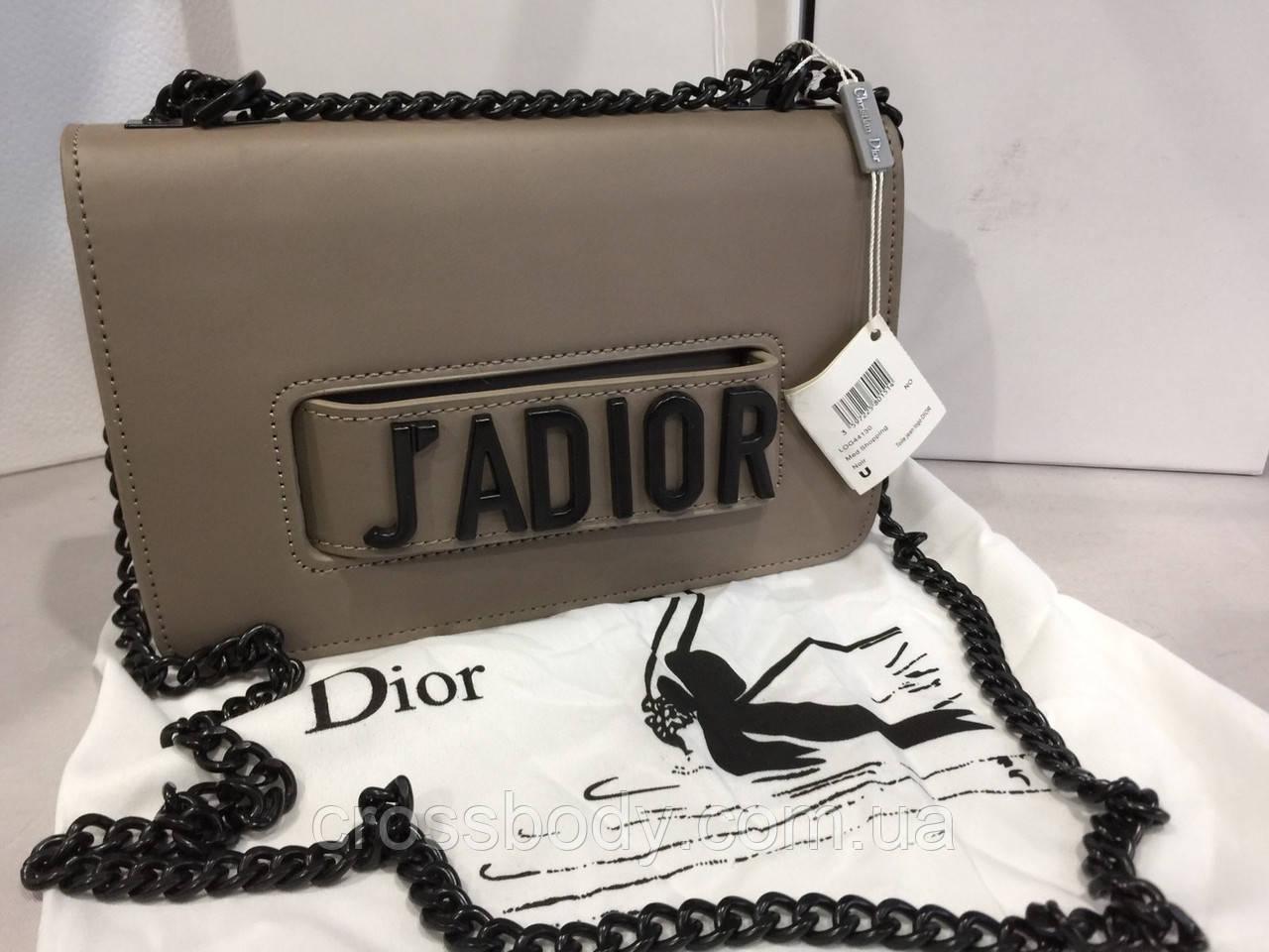 JaDior в стиле new клатч