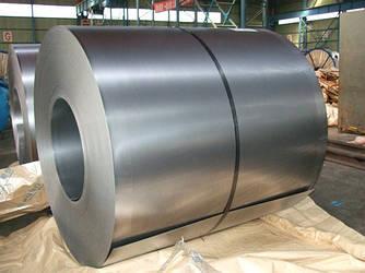 Нержавеющая сталь в рулонах AISI 201 (12Х15Г9НД) 0,37х1250