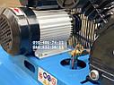 Компрессор воздушный AlFa ALC150-2 масляный 150л 740л/мин ременной, фото 4