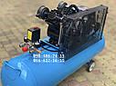 Компрессор воздушный AlFa ALC150-2 масляный 150л 740л/мин ременной, фото 7