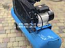 Компрессор воздушный AlFa ALC150-2 масляный 150л 740л/мин ременной, фото 8