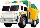 Функциональная машина Dickie Toys Мусоровоз с баком со световыми и звуковыми эффектами 3306006, фото 3