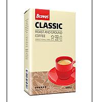 Кофе молотый Bravos Classic 1 кг, фото 1