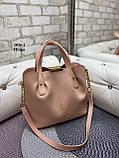 Стильная женская сумка иск.кожа, фото 10