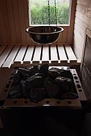 Сауна парна деревянная лазня мобильная отдельностоящая с предбанником, фото 7