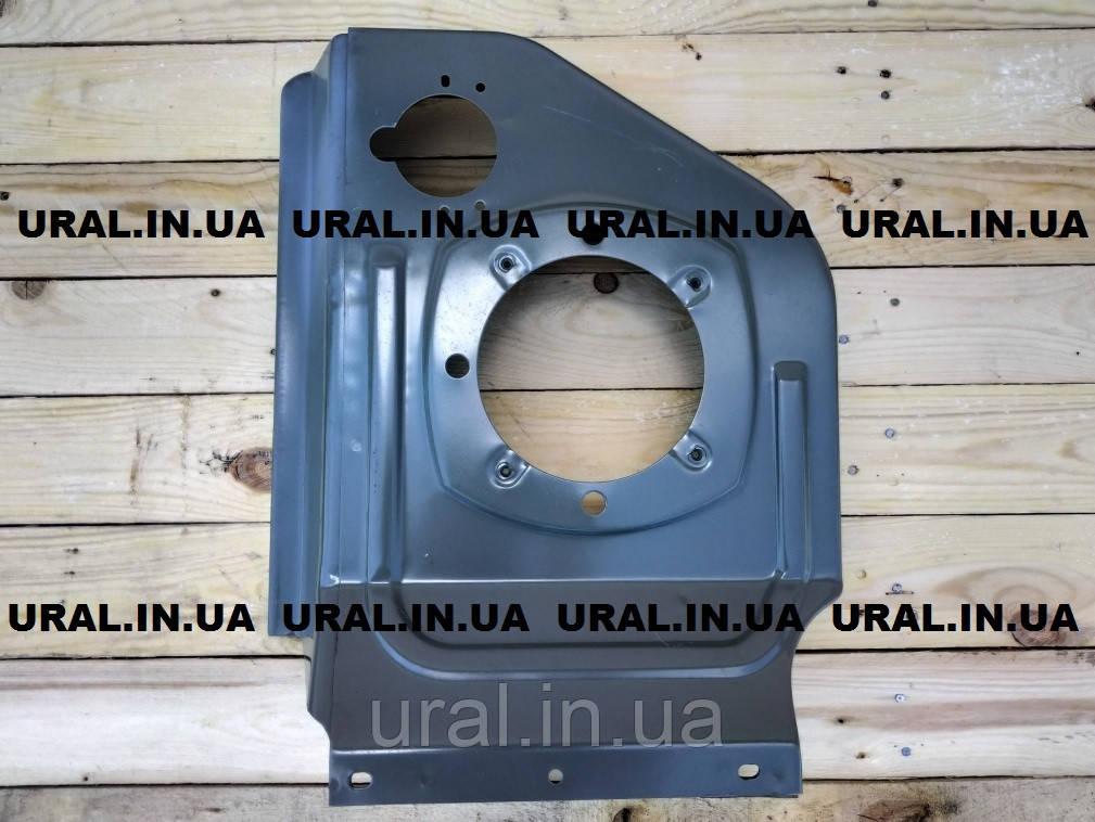 Панель фары левая 4320-8403271 (пр-во УРАЛАЗ)
