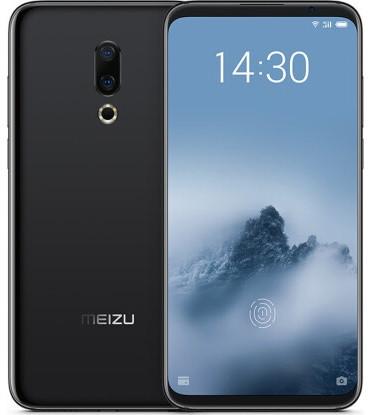 """Смартфон Meizu 16th 8/128GB Black Global, 20+12/20Мп, 8 ядер, 2sim, экран 6"""" AMOLED, 3010mAh, 4G"""