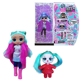 Кукла Bela Dolls   Набор 2 куклы сестры