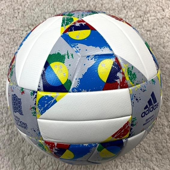 Мяч футбольный Лига Наций 2020 реплика
