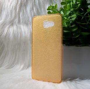 Чехол Samsung A510 A5 2016 Золотой