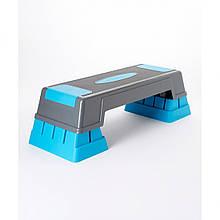 Степ-платформа регульована LiveUp POWER STEP (LS3168C)