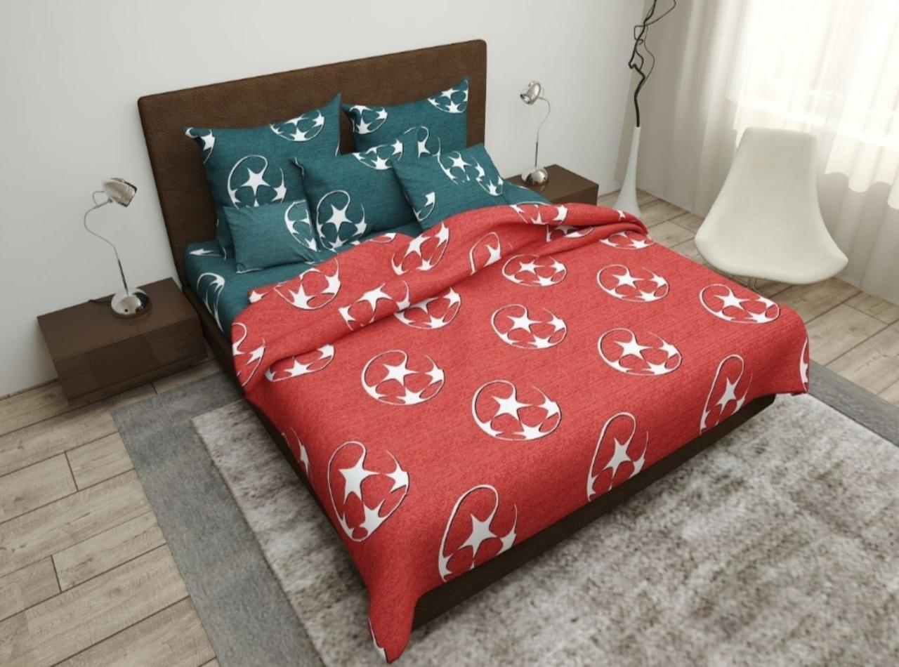 Комплект постельного белья  Бязь GOLD 100% хлопок Фифа