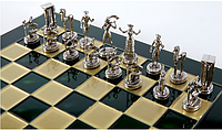 Шахматы эксклюзивные Manopoulos, Минойский воин 36х36см, фото 1