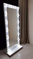Зеркало передвижное с ламами в комплекте