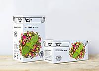 Чай пакетированный Hello tea Зелёная мята 20 шт. Травяной чай