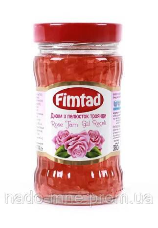 Джем из Розы ТМ Fimtad, Турция 380 гр.