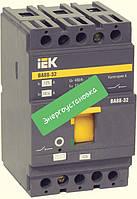 Автоматический выключатель ВА88-32 3Р 50А 25кА IEK
