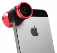 Объектив Olloclip 4-in-1 для iPhone 5   5S   SE