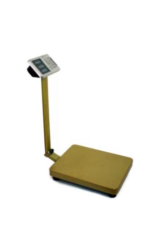 Весы электронные торговые BITEK YZ-909B-G5S-300KG-4252 42х52см 4В
