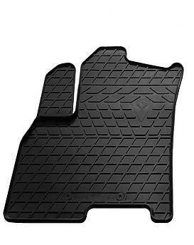 Водительский резиновый коврик для  CHERY Tiggo 8 2019-7- Stingray