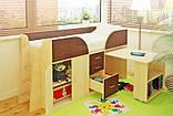 Стенка в детскую комнату СТК 12, фото 4