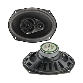 Автомобильная акустика Nextone NS-693 (200W, 2 динамика, гарантия до установки)