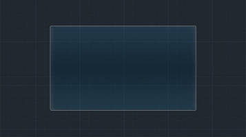 Защитное гибридное стекло на монитор 9H TOYOTA LAND CRUISER 200 2013 - 2016