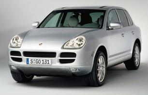 Porsche Cayenne 2002-