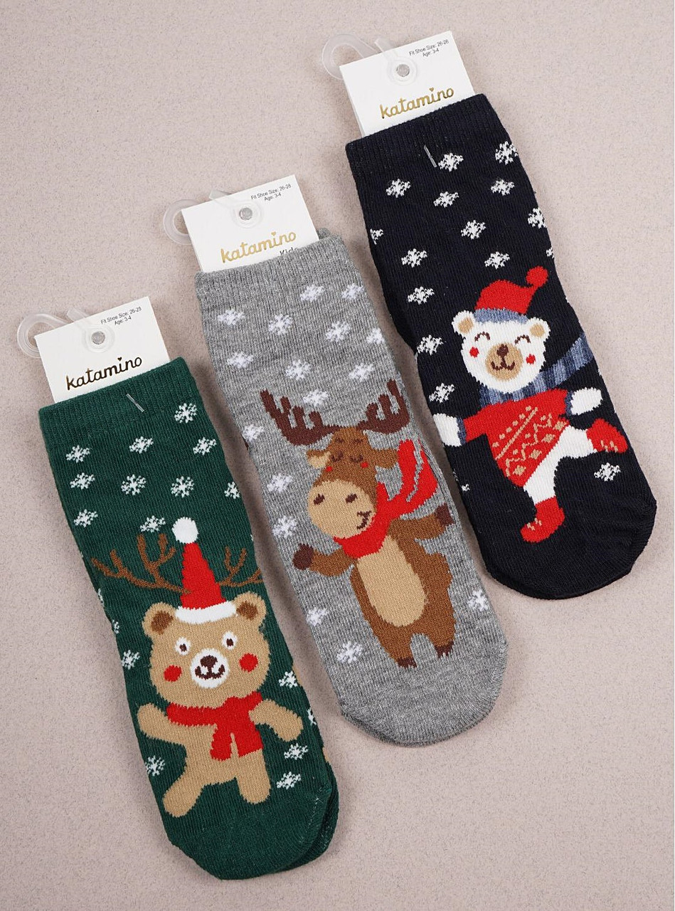 Хлопковые носки для мальчиков 1-2 года ТМ Arti 5489612776150