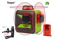☀ ПРОФИ-НИВЕЛИР ☀ Лазерный уровень Huepar 3D HP-603CR ➤ магнитный кронштейн Fukuda ➤, фото 1
