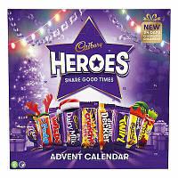 Cadbury Heroes Advent Calendar 230 g