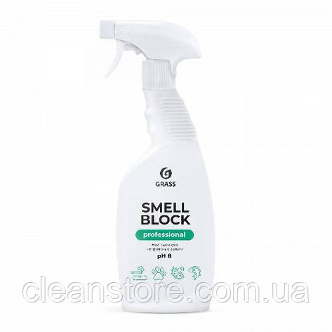 "Нейтралізатор запаху ""Smell Block"" Professional, 600 мл, фото 2"