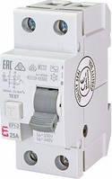 Диференціальне Реле (УЗО) EFI-2 40/0.03 AC (6кА)
