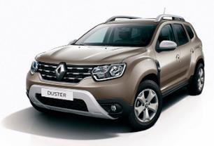 Renault Duster II 2018-
