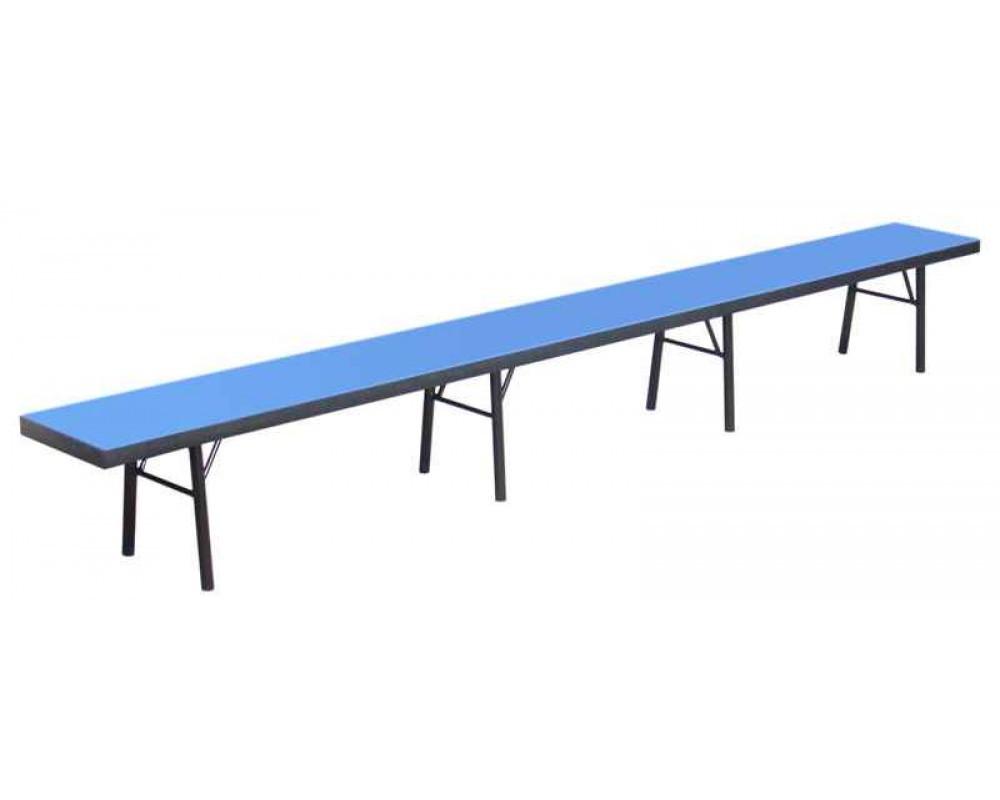 Лавка гімнастична універсальна з ДСП довжина 270см ДСП-270