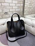 Стильная женская сумка иск.кожа, фото 8