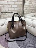 Стильная женская сумка иск.кожа, фото 4