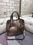 Стильная женская сумка иск.кожа, фото 3