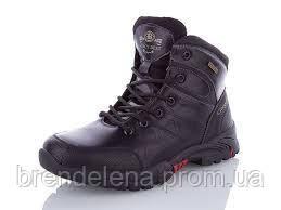 Ботинки детские зимние для подростка р 36-41  ( код 6011-00) 40